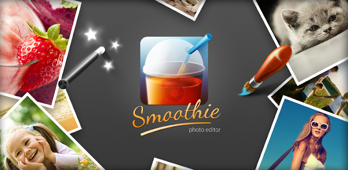 Descargar Smoothie Image Editor v1.11 APK Android Full Gratis (Gratis)