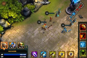 Legendary Heroes APK + Data - Free Download Game Android