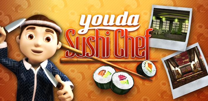 Youda Sushi Chef Premium Apk v1.03
