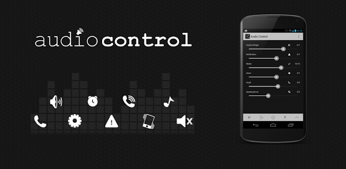 Audio Control Apk v2.1.2