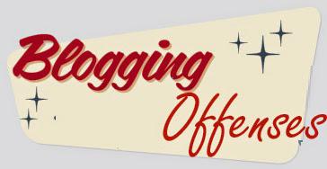 Blogging Offenses : eAskme