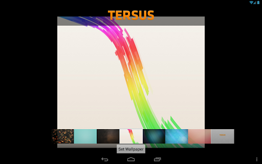 Tersus (adw nova apex theme) v1.4.7 Apk Download