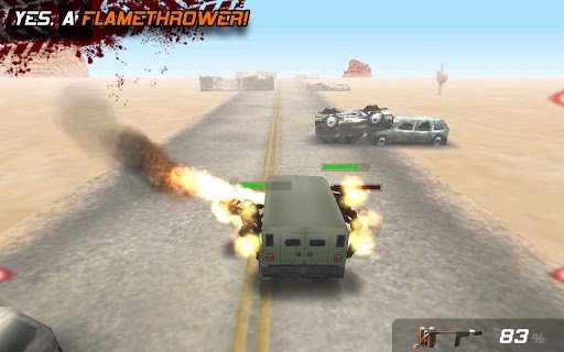 Descargar Zombie Highway v1.6 Mod APK Android Full Gratis (Gratis)