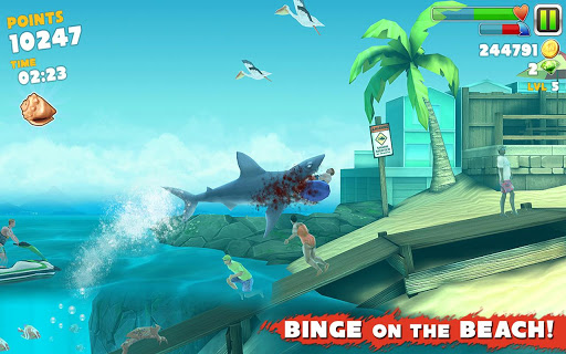 Hungry Shark Evolution v1.3.13 Mod
