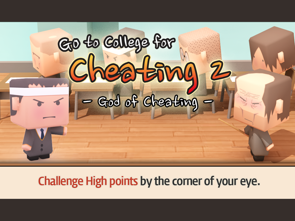 Go to College by Cheating 2 Apk v1.4