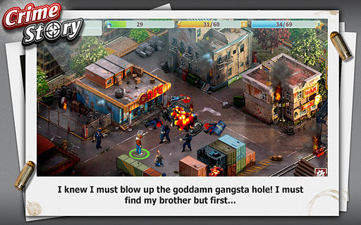 Crime Story apk game