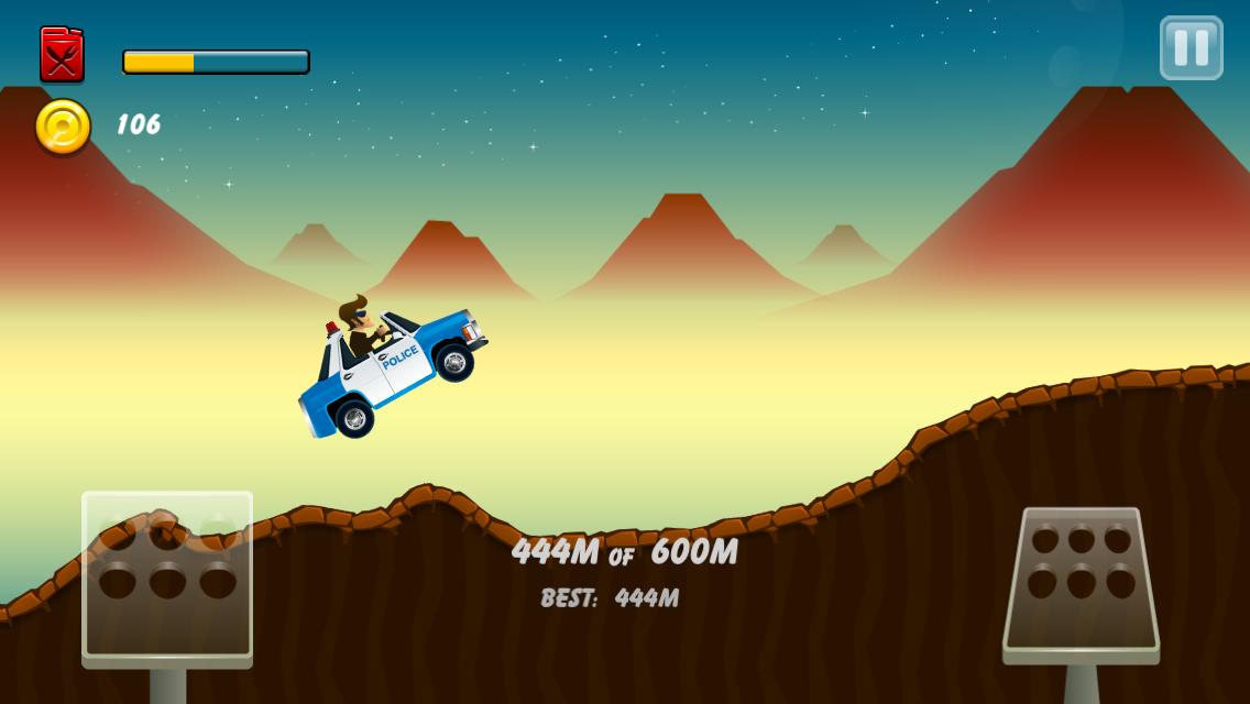 Скачать Hill Climb Racing на Андроид