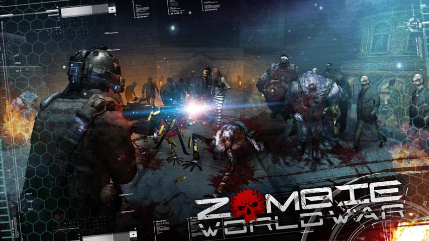 Descargar Zombie World War v1.03 Mod APK Android Full Gratis (Gratis)