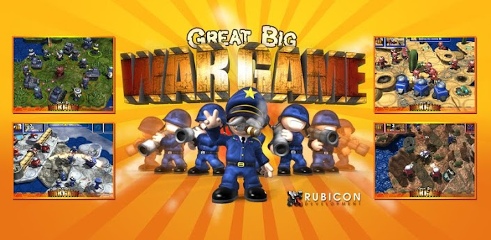 Great Big War Game Qvga Armv6 apk+sd data