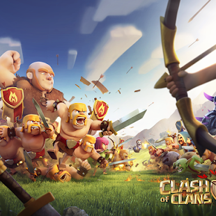 Clash Of Clans - Game Strategi