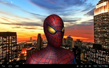 The Amazing Spider-Man Live Wallpaper v1.06 apk
