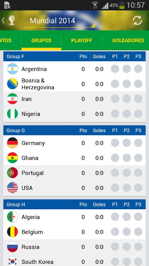 Image Result For Futbol Livescore Apk