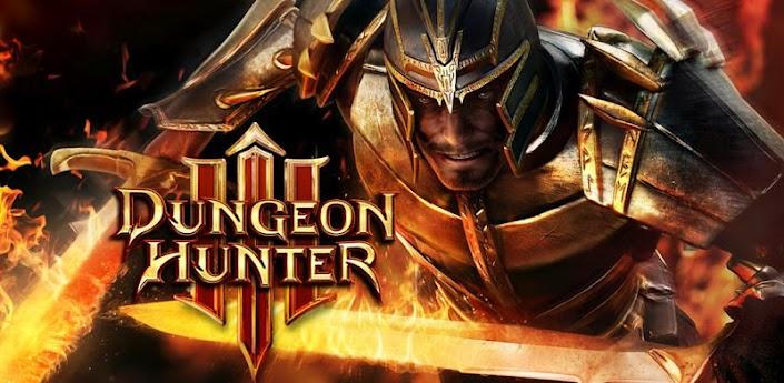 Dungeon Hunter 3 v1.0.8 Android Oyunu Savaşa Hazırlanın