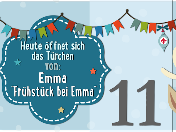 Adventskalender Türchen Nr. 11