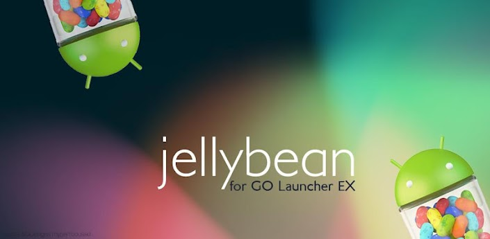 Jelly Bean Theme For Galaxy Young