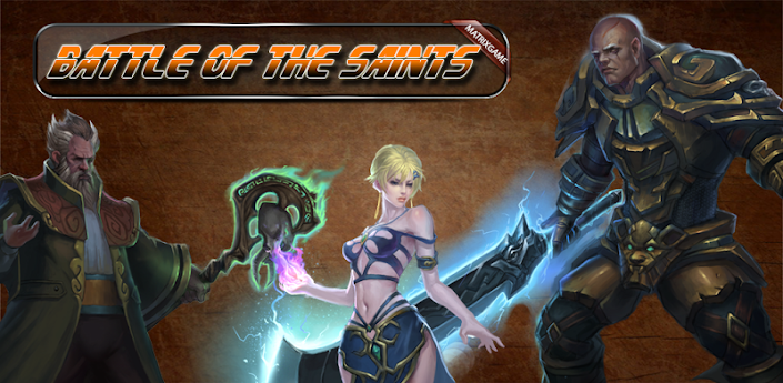 Battle Of The Saints I Apk v1.01 Mod (Unlimited Gold)