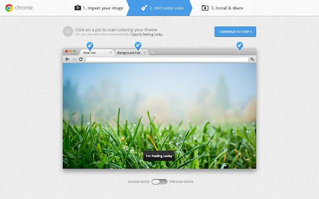 كيفية صنع ثيم خاص  لمتصفح جوجل كروم|My Chrome Theme