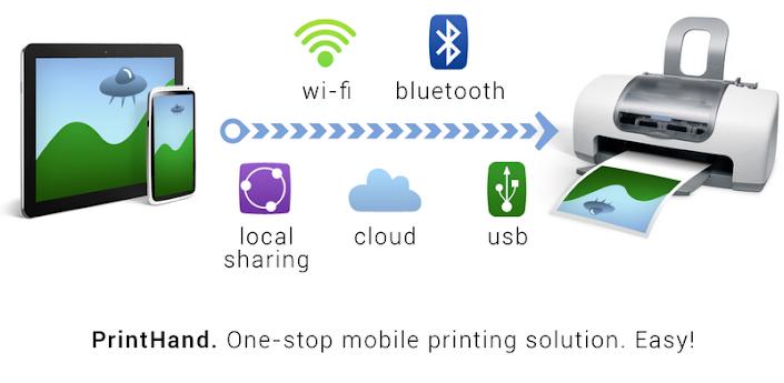 PrintHand Mobile Print Premium v3.0.1
