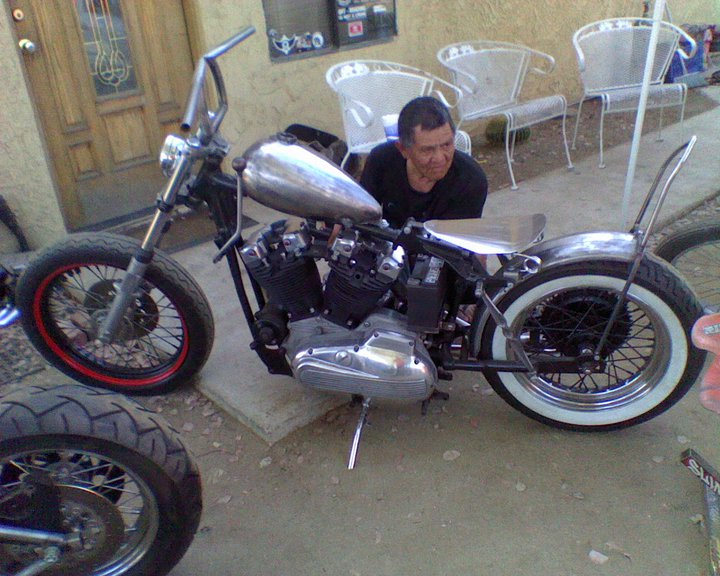 Sportster 1968 Ironhead This Is My For Sale 4500