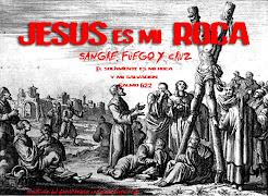 Jesus es mi Rock