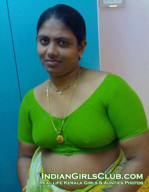 Hot Cinema Blog: Hot Kerala Aunty Drops Saree Pallu