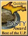 Golden Pasty Award for website Excellence
