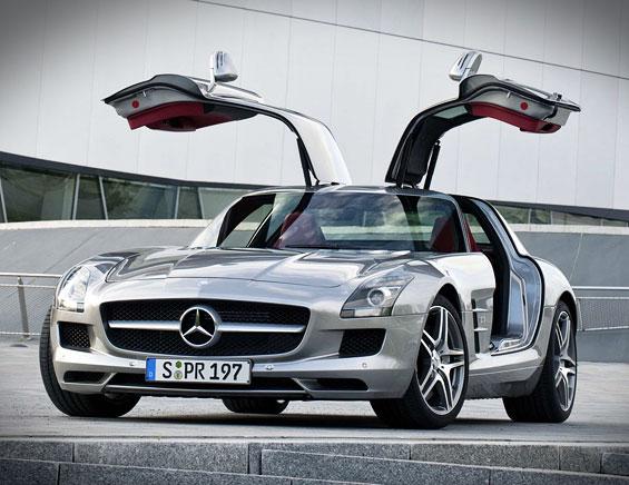 Mercedes Benz Sls Amg 2010. RM1,999999 Mercedes Benz SLS