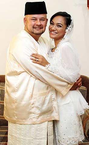 Here There Everywhere Harith Iskander Ties The Know With Jezamine Lim Akad Nikah