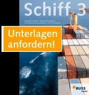 BUSS Schiff 3 Private Placement Containerschiff Rendite Angebot Memorandum