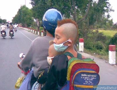 Gambar Foto Lucu Bikin Ketawa Hanya Vietnam