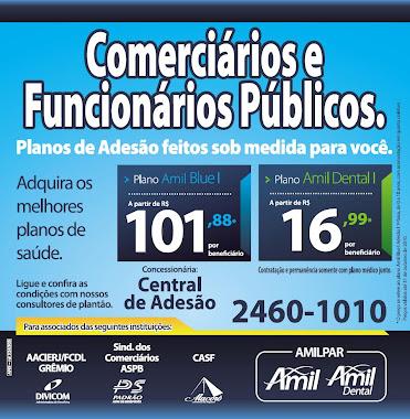 Comerciários e Funcionários Públicos - Promoção