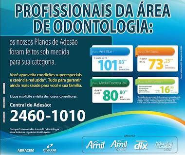 Dentistas e Profissionais de Odontologia