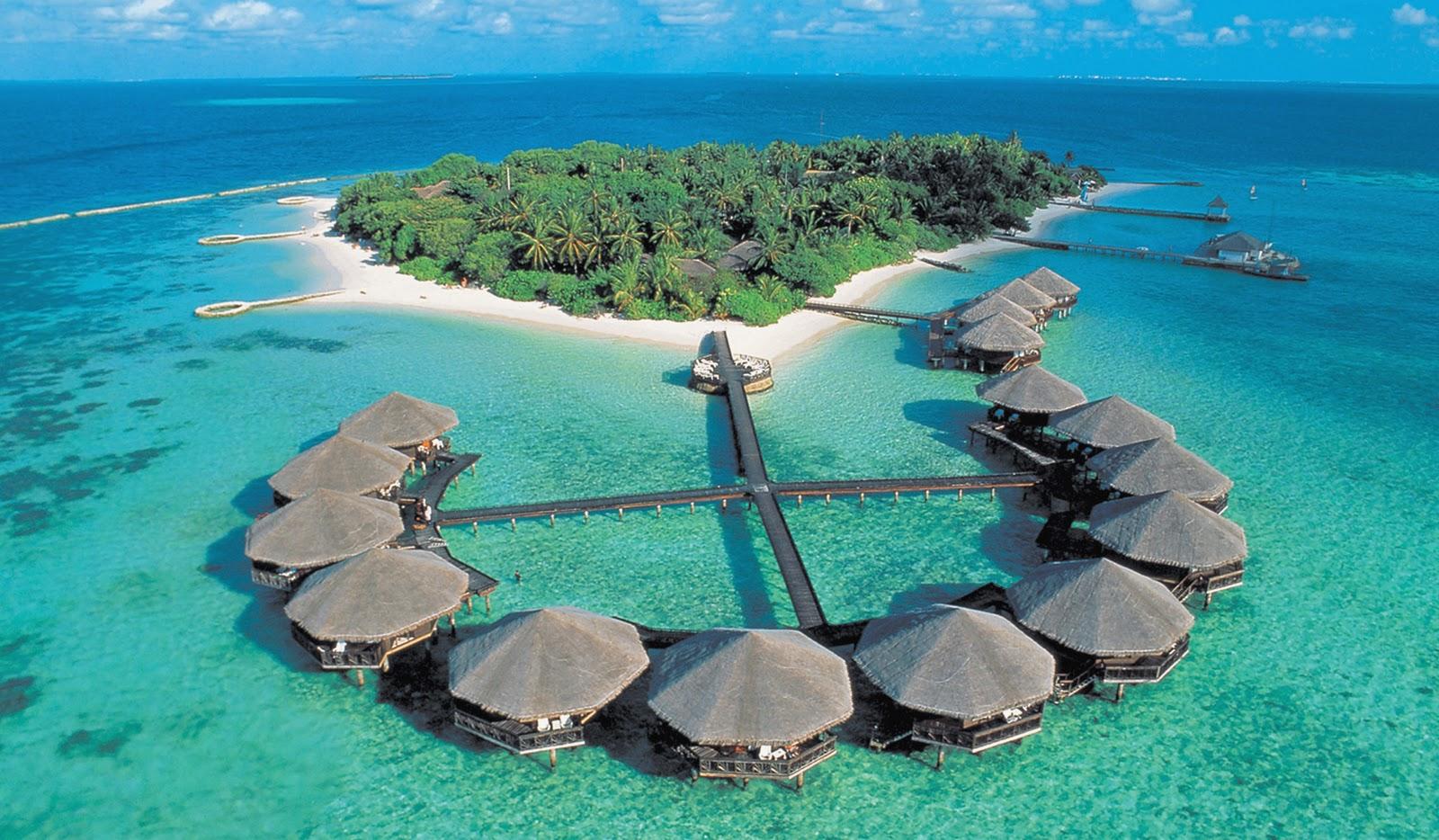 Dpluskharisma maldives paradise on earth for Conrad maldives rangali island resort islas maldivas