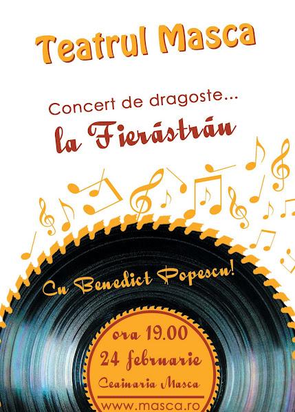 afis pt Concert la Fierastrau