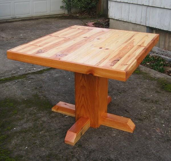 Naptowner pallet table for Patas mesa bricodepot