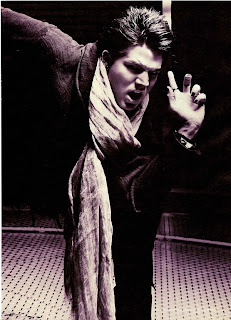 Adam Lambert Japanese Rolling Stone photo fierce grabby hand