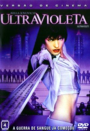 Filme Poster Ultravioleta DVDRip RMVB Dublado