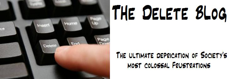 The Delete Blog