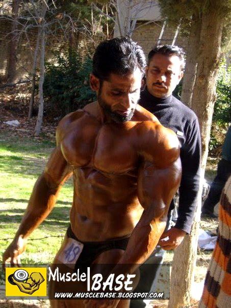 Bodyspace Junction: Iraqi bodybuilder Hadi Ali