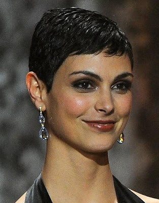 Short Sleek Hairstyle in 2010