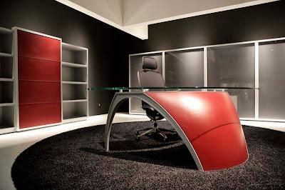 Unique Desk Mikaza Home Design