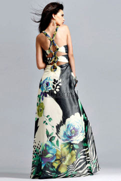 2010 Blush Unique Prom Dress