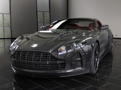 Mansory Cyrus (Aston Martin DBS)