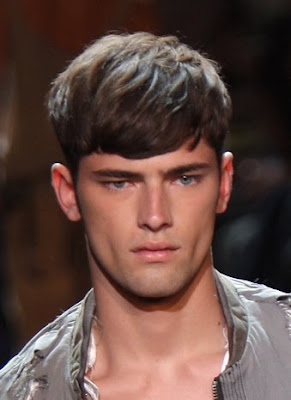 2010 Medium  Length Hairstyles for Men