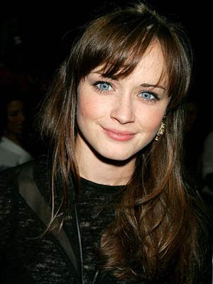 Alexis Bledel Hairstyles Celebrity