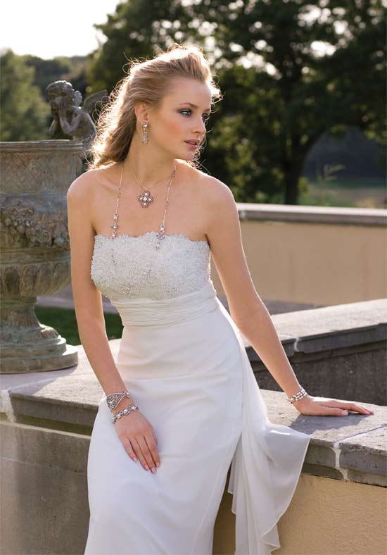 Summer wedding dresses in this collection is the coolest colors summer