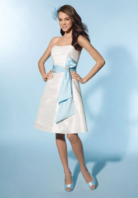 The Most Stylish Dresses And Wedding Short And Simple Wedding Dresses Trend 2010