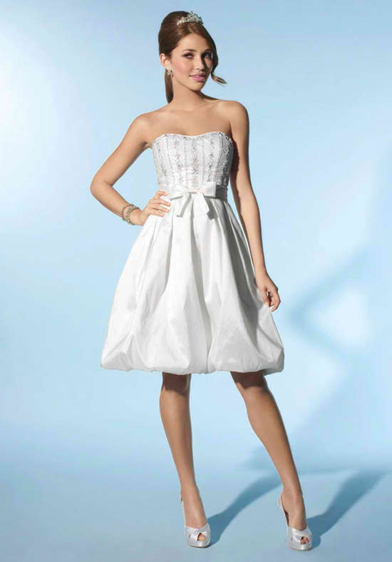 Short Wedding Dresses