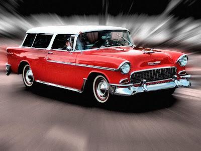 Classic Car 1956 Chevrolet Nomad