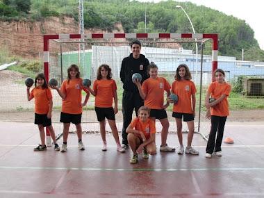 Infantil femení Temporada 2010/2011